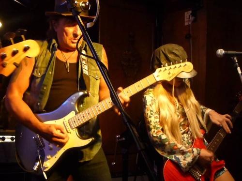 Richie Sambora & Orianthi